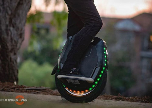 Meet The D.C. Glydiators, The Electric Unicycle Fanatics Who Glide All Over The Region